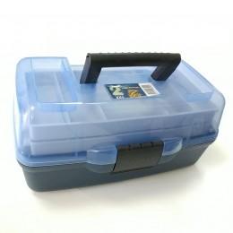 Aquatech ящик 2х полочный 1702 Tray прозрачн.(9990184)