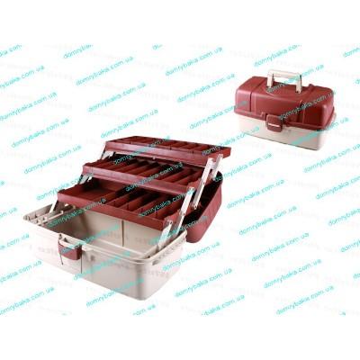 Ящик EOS  3-полочный EOS А 004 (480*250*250) (9994063)