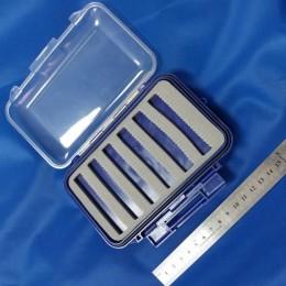 Коробка водозащитная Smile для мушек, мормышек и микроджига (9996316)