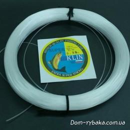 Леска Клинская 0.8мм 35кг 100м белая (9996240)