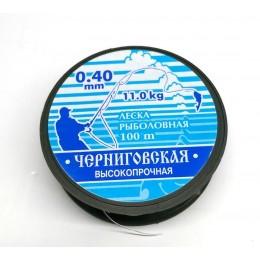 Леска Черниговская 0.40мм 11кг,  100м (9994784)