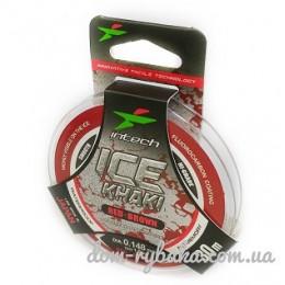 Леска Intech Ice Khaki Red Brown (9998534)
