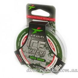 Леска Intech Ice Khaki Moss Green (9998533)