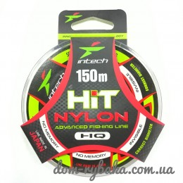 Леска  Intech  Hit Nylon 0.107 мм 0.89 кг 150 м (9998147)