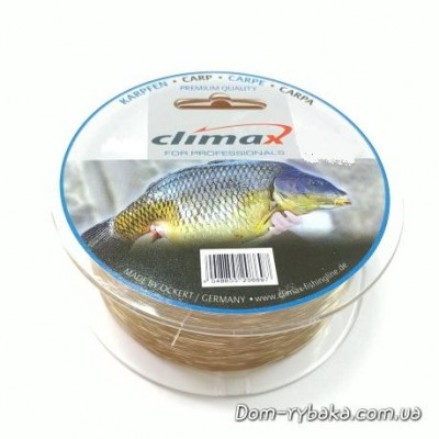 Леска  Climax Speci-Fish CARP 0.25мм 5.6 kг 500м(11800)