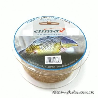 Леска Climax Speci-Fish CARP 0.30мм 7,9 kг 400м(11801)