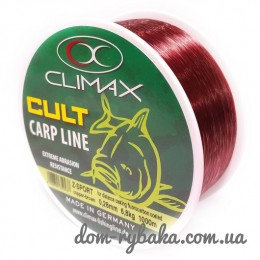 Леска Climax CULT Carp LINE Z-Sport copper-brown (9997840)