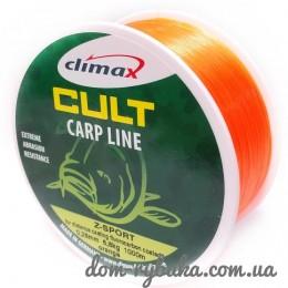 Леска Climax CULT Carp LINE Z-Sport оранжевая (2515100)