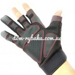 Перчатки Gamakatsu 3 finger cut XL (7188300)