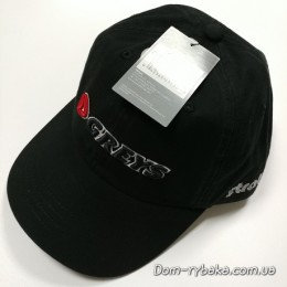 Кепка Greys 3D Logo Cap Black  (1374091)