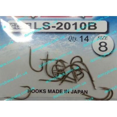 Крючок  Gamakatsu LS-2010B  №08 14шт (9994880)