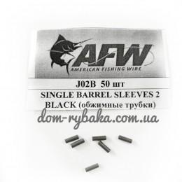 Обжимная трубочка AFW BarrelSleeves 25шт (2232800)