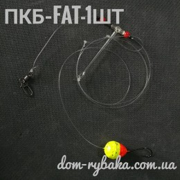 Морская оснастка на пеленгаса Master S ПКБ-FAT 1 крючок (9998972)