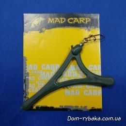 Отвод фидерный Mad Carp рамка  2шт (9991131)