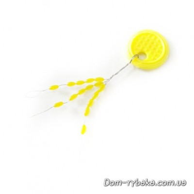Стопор  15 шт размер SS микро  0.10-0.20 мм  желтый (9997400)