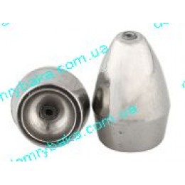 Груз пуля  REINS вольфрамовый TG SLIP SINKER 1/16oz (1.8g) 6шт(20231)