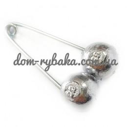 Груз кольцо-шарики быстросъемные 70гр (9995113)