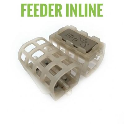 Кормушка фидерная 2в1 Inline (9996042)