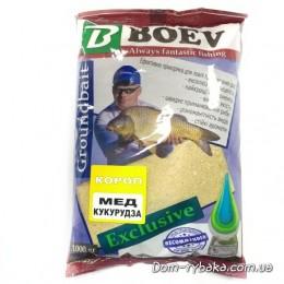 Прикормка Boev Карп Мед Кукуруза  1кг  (9997461)