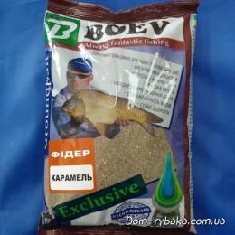 Прикормка Boev Фидер Карамель 1кг  (9996724)