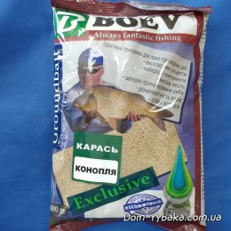 Прикормка Boev Карась Конопля 1кг  (9996990)