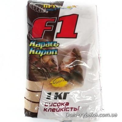 Прикормка  Fish Dream F1 Карп-Карась Мед-карамель 1 кг (9997408)