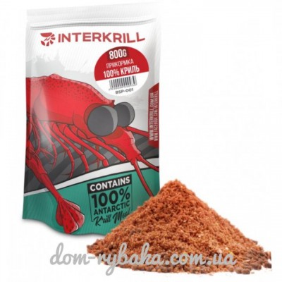 Прикормка Interkrill Premium Baits 800гр (9998927)