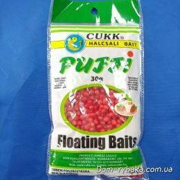 Воздушное тесто Cukk Puffi  клубника 30гр МИНИ (671318)