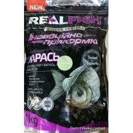Прикормка Real fish Карась Халва 1кг (9996147)