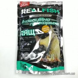 Прикормка Real fish Лещ Корица ваниль 1кг (9996787)