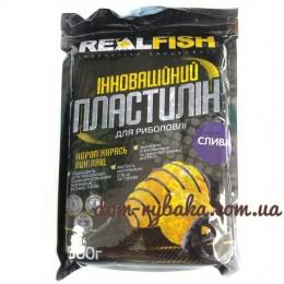 Пластилин Real fish Слива 0.5 кг (9998059)