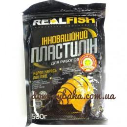 Пластилин Real fish Бальзам Звездочка  0.5 кг  (9998060)