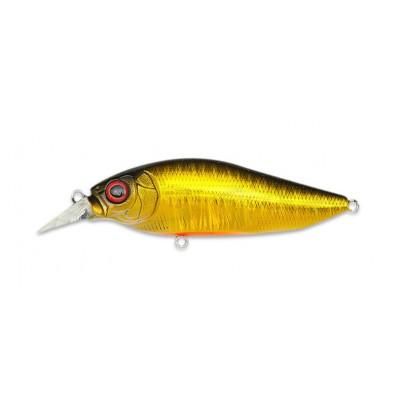 Воблер MEGABASS FLAP SLAP цвет GG JABARA KINKURO 10.5гр 77мм Floating(23773)