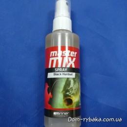 Спрей Master Mix Black halibut 100мл (9996679)
