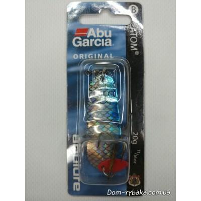 Блесна Abu Garcia  Atom Spoon 20g SBlue Flash(1046179)
