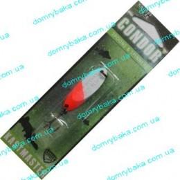 Блесна Condor Kastmaster 1103 10,5гр Red White(9996027)