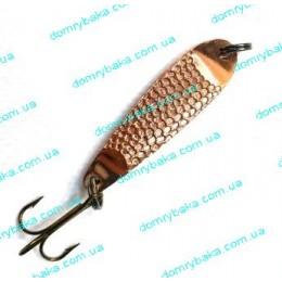 Блесна Condor Hummer 1107-10 10гр цвет 002 Copper (9996035)