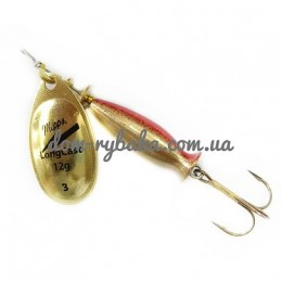Блесна Mepps Aglia Long Cast №3 12гр Gold  (9998355)