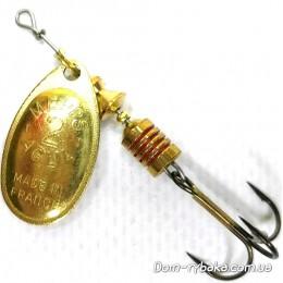Блесна Mepps Aglia Gold №2 4,5гр(9992385)