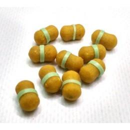 Мини бойлы Winner Micro chunks Best-Berry  7х12мм  10шт (9995897)