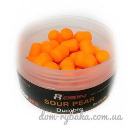 Бойл плавающий под резинку POP-UPS ROBIN Dumbles 8-12мм 35шт (9999037)