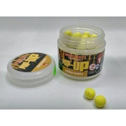 Бойл насадочный Brain Pop-Up Fresh Honey  Свежий Мед 20гр 10мм( 9995414)