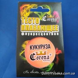 Тесто Corona Кукуруза плавающее флуоресцентное 20гр (9996683)