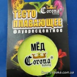 Тесто Corona Мед плавающее флуоресцентное 20гр (9996680)