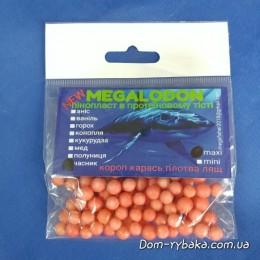 Пенопластовые шарики в оболочке Megalodon Чеснок Maxi  (9996816)