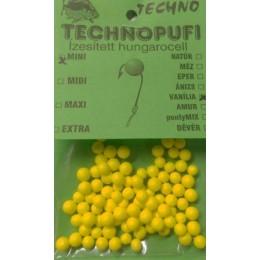 Пенопластовые шарики Techno Technopufi Vanilla Mini (9996020)