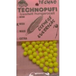 Пенопластовые шарики Techno Technopufi Csemege kukorikas Midi (9996019)
