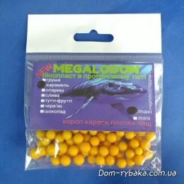 Пенопластовые шарики в оболочке Megalodon Карамель Maxi (9996819)
