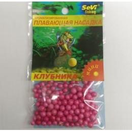 Пенопластовые шарики Sevi fishing Клубника Мини (9994800)