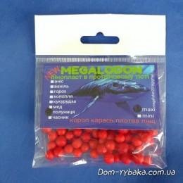 Пенопластовые шарики в оболочке Megalodon Клубника Maxi (9996820)